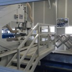 výrobní linka na garážová vrata