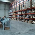 skladové a výrobní prostory