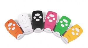 barevné ovladače