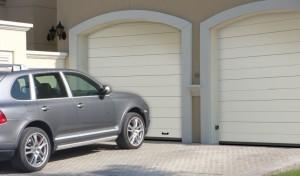 Privátní garážová vrata