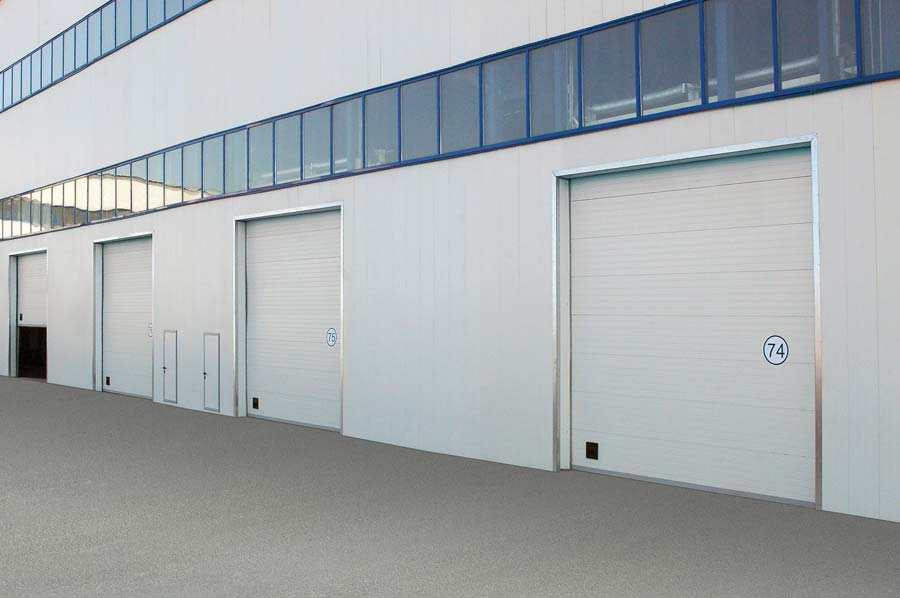 Průmyslová vrata ISD01