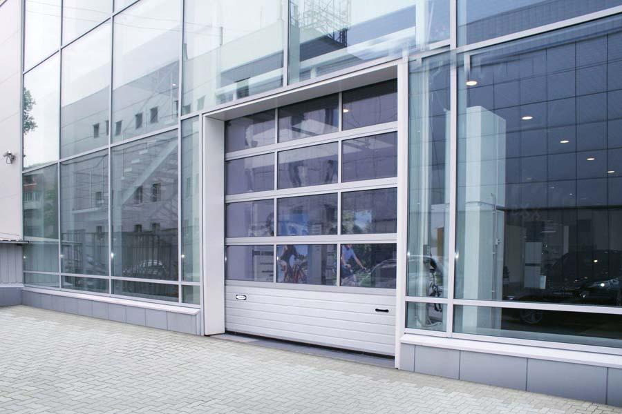 Průmyslová vrata ISD02